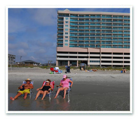 Cheap rentals for vacations in Myrtle Beach