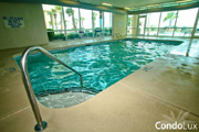 Indoor Pool Area at Blue Water Keyes
