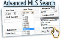 Advanced MLS Search - Real Estate