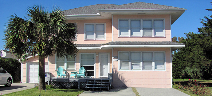 Barrett House - North Myrtle Beach
