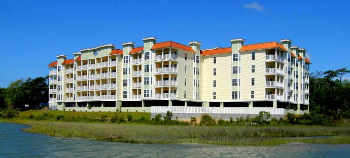 Ocean Marsh Building