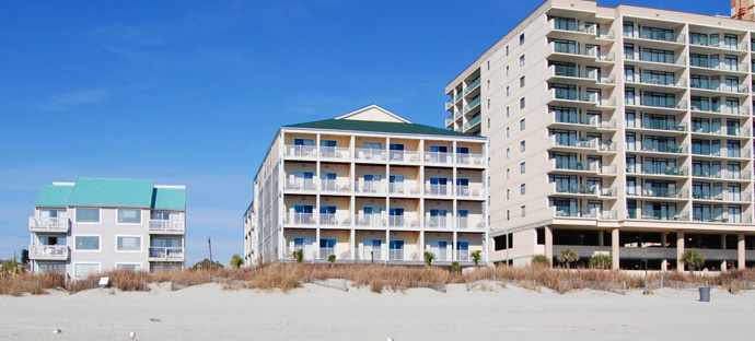 The Ambassador Villas North Myrtle Beach