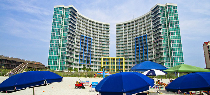 Avista Condos North Myrtle Beach