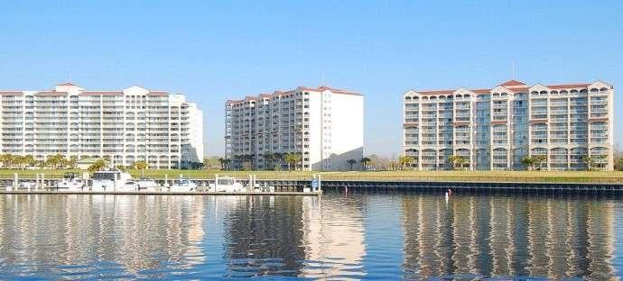 Barefoot Yacht Club Villas Condo Rental