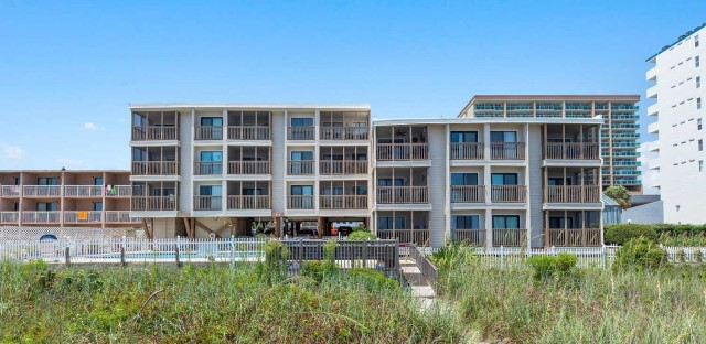 Crescent Beach Villas