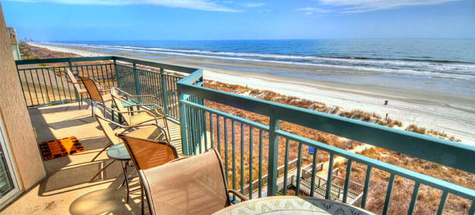 Oceanfront Views at North Shore Villas