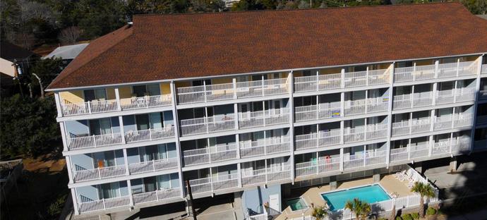 Ocean Boulevard Villas Myrtle Beach