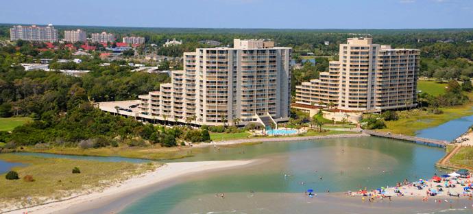 Ocean Creek Resort Oceanfront Resort
