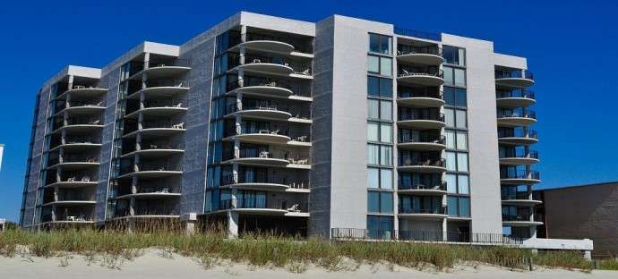 Sea Castle Condos in North Myrtle Beach
