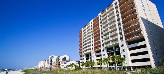 South Shore Villas Oceanfront Resort