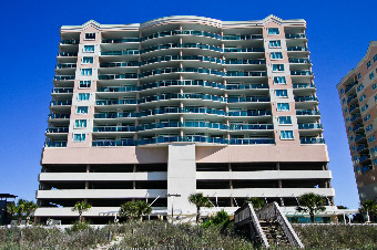 Blue Water Keyes Condo