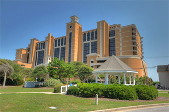 Island Vista Resort in Myrtle Beach