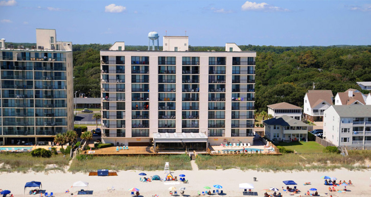 Waterpointe II in North Myrtle Beach