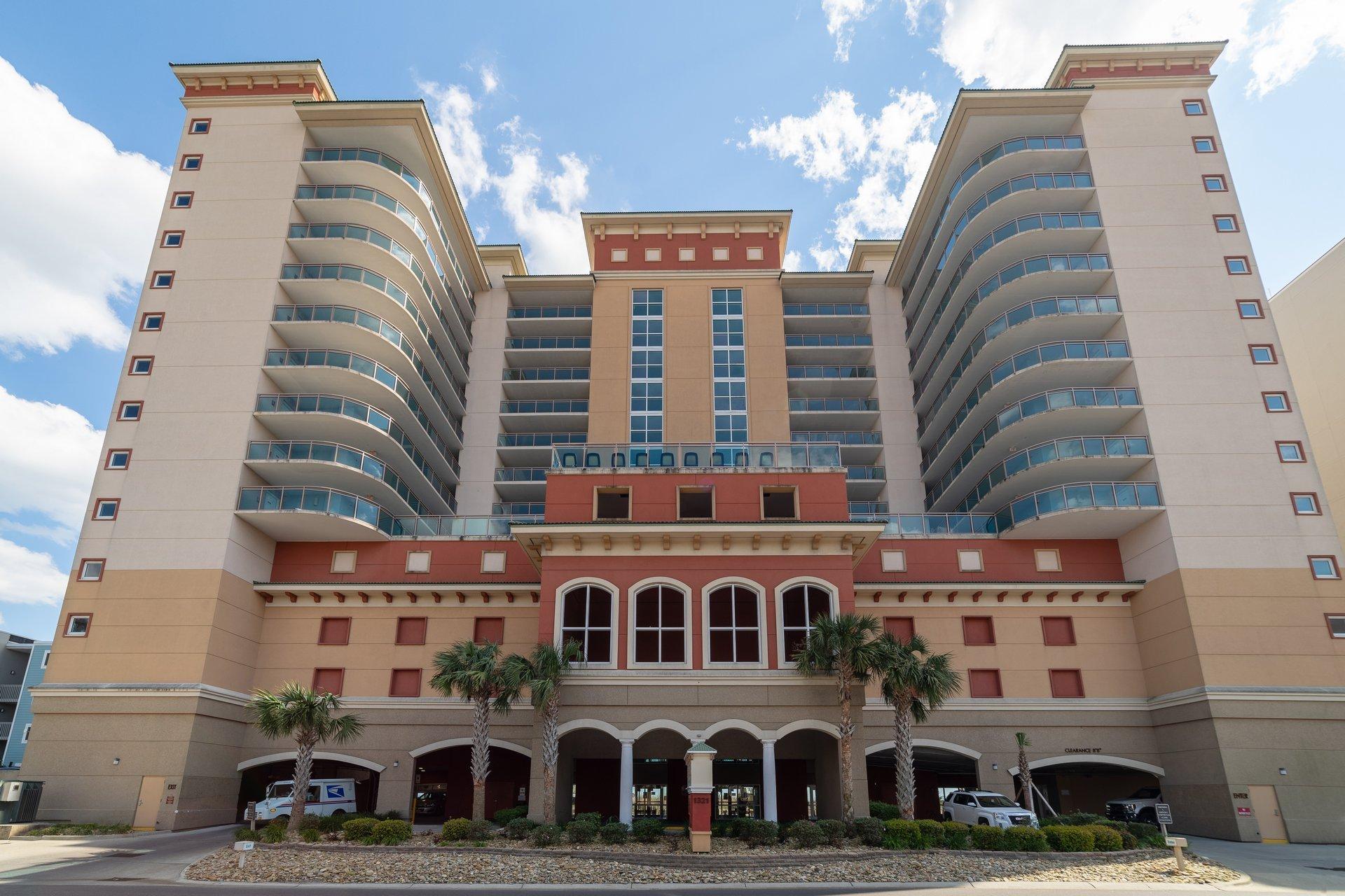 Bahama Sands Resort North Myrtle Beach Oceanfront Condo