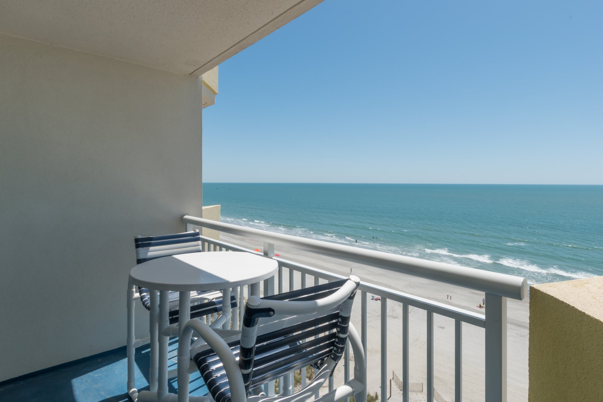 Baywatch Resort 1004 Ocean Front Condo North Myrtle