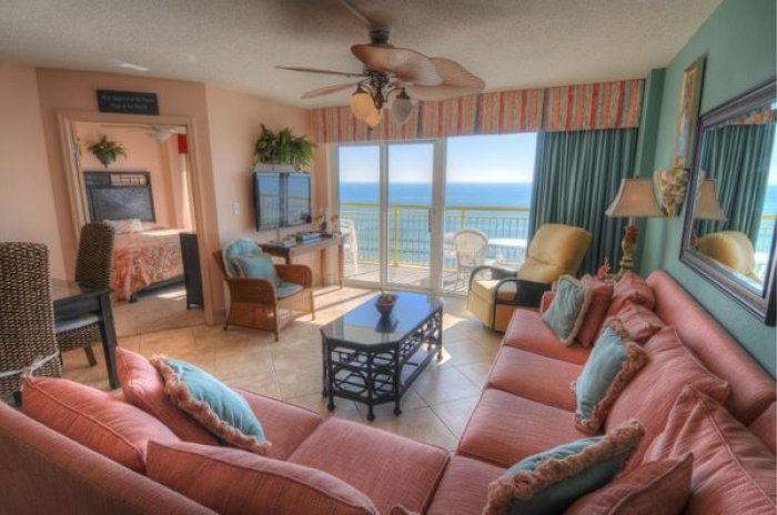 3 Bedroom Condo In Myrtle Beach In The South Hampton
