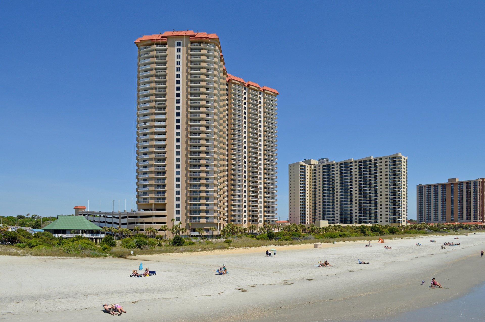 Kingston Plantation Margate Towers Myrtle Beach Condos