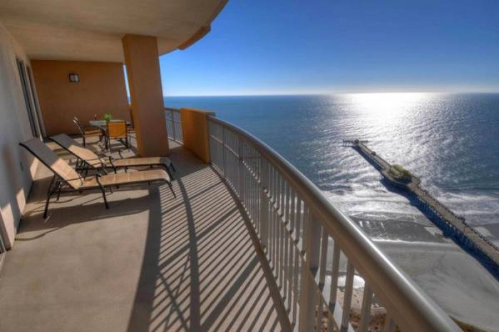 Kingston margate 2301 ocean front condo north myrtle for View from balcony quotes