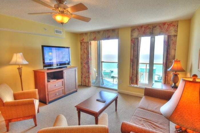 Malibu pointe 1002 ocean view condo north myrtle for Llama in my living room 10 hours