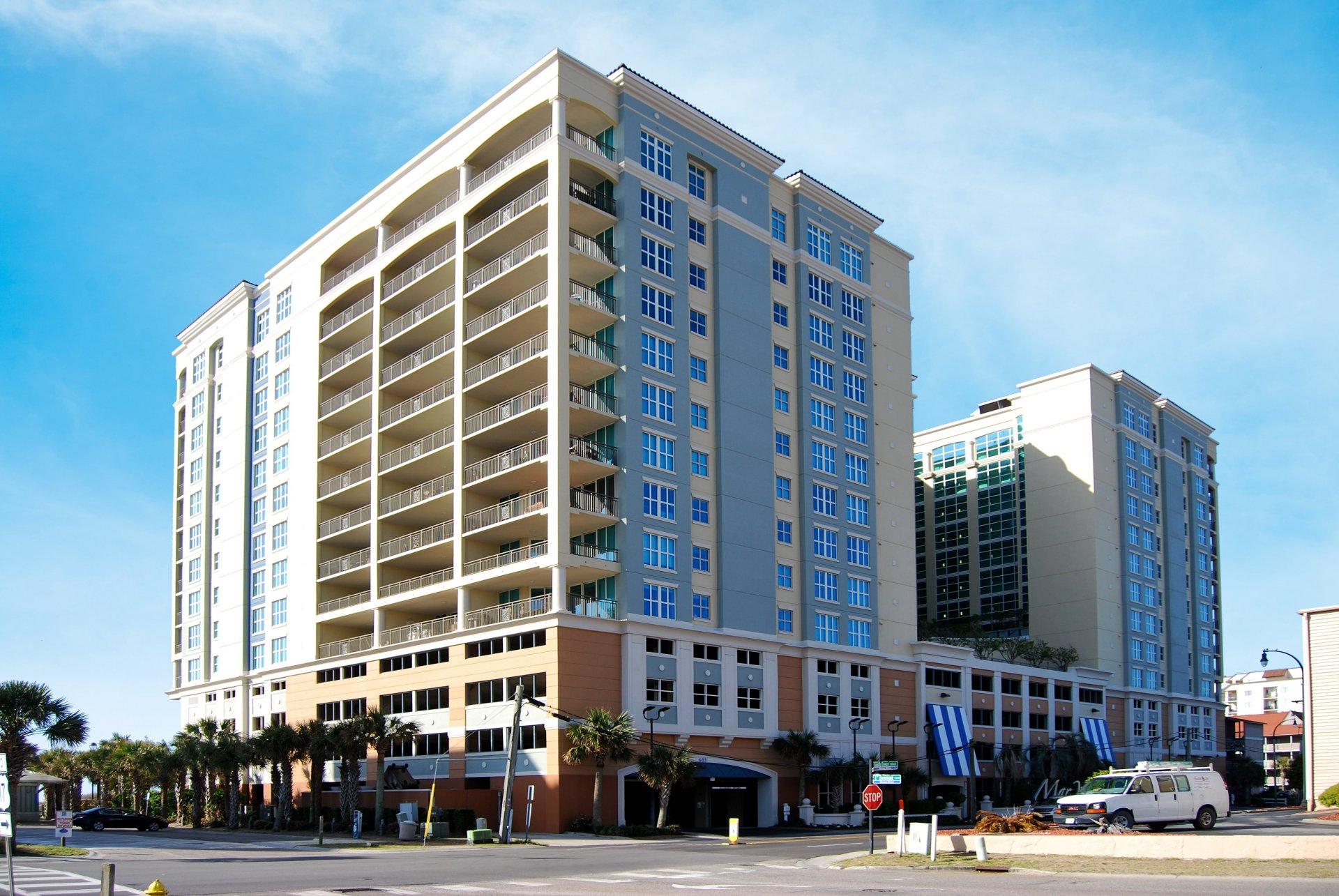 Mar Vista Grande Resort Condos Rentals In North Myrtle