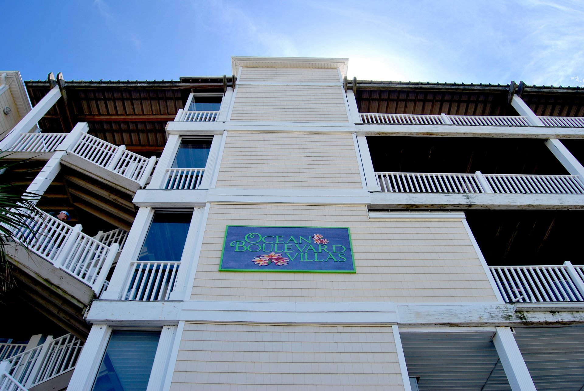 Vacation Ocean Boulevard Villas Condo Al Photos Click On Photo To Enlarge Unit Shown Are Example Only