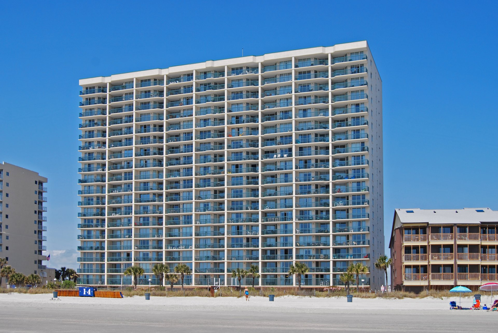 Ashworth Condos North Myrtle Beach