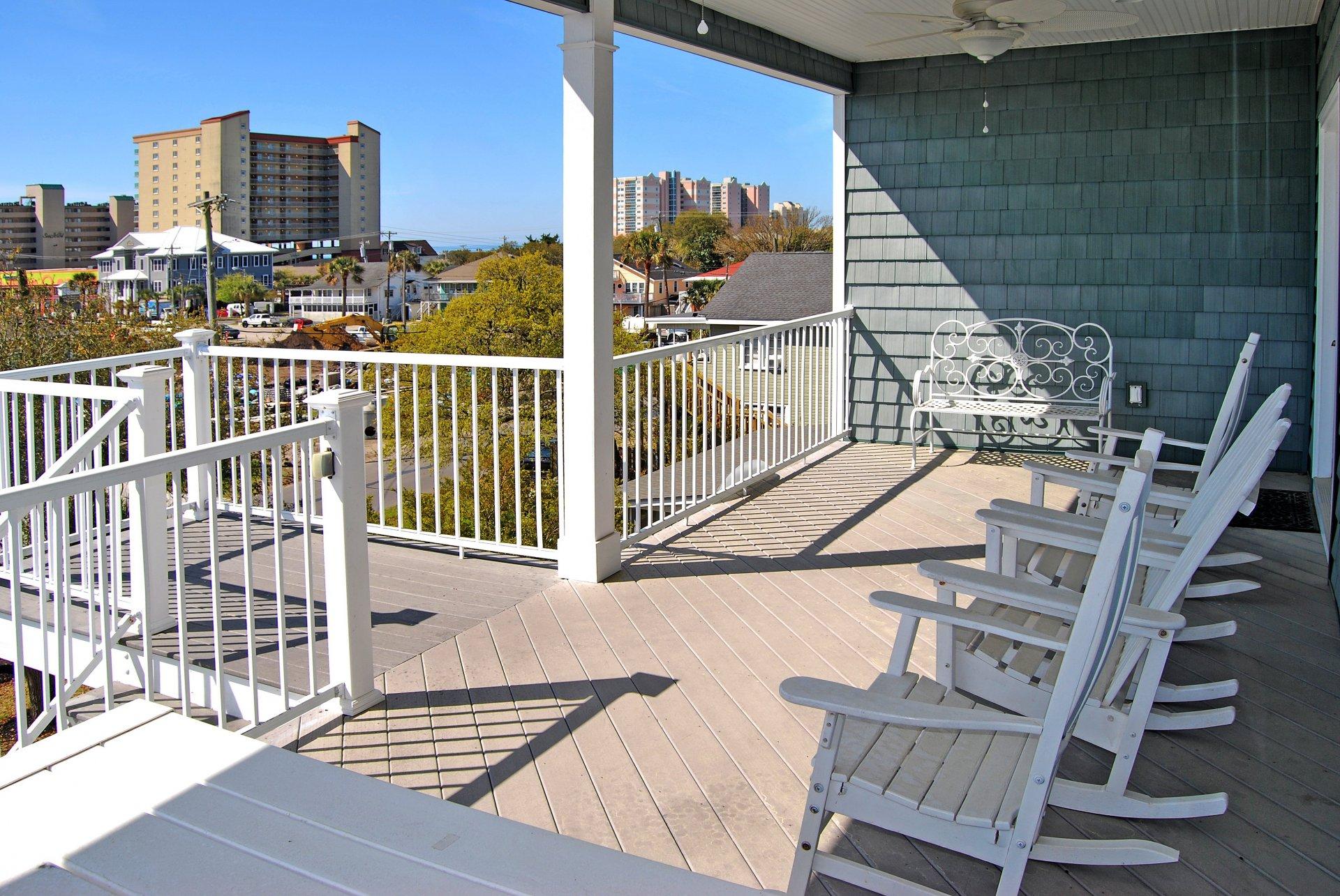 North Beach Haven Rentals