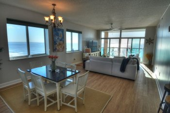 Dining Living Overview
