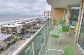 Balcony View South