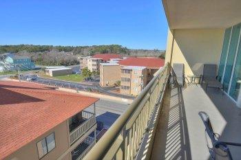 Balcony View West