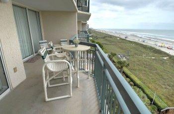 Balcony View North