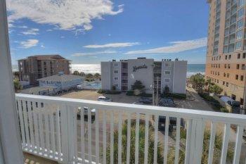 FLR 3: Balcony