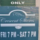 Crescent Shores South Sign