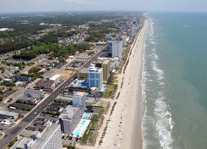 Myrtle Beach vs. North Myrtle Beach - Where to Stay?