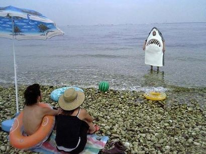Top 14 Fun Funny Beach Photos