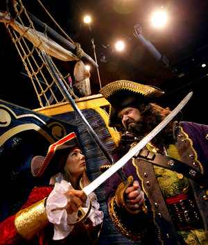Pirate's Voyage Myrtle Beach attraction