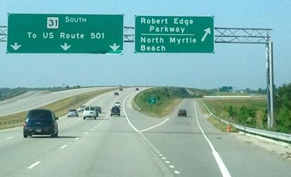 Robert Edge Parkway