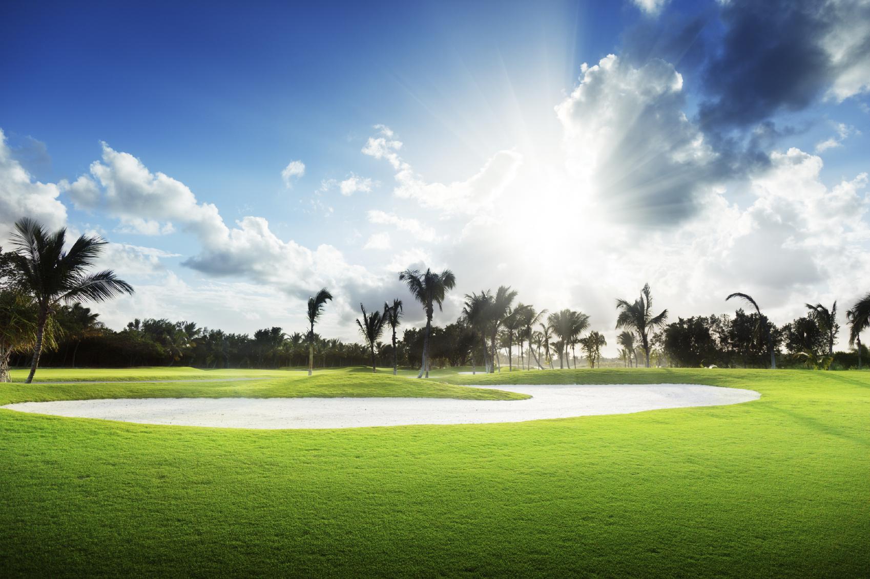 Golf Course in Myrtle Beach, SC