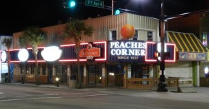 Peaches Corner Myrtle Beach, SC