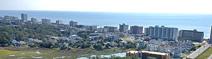 Myrtle Beach Condo Skyline