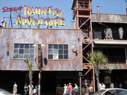 Myrtle Haunted House Long Beach
