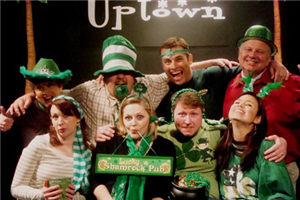 Improv for St Patricks Day at Uptown