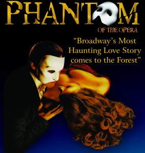 Calendar - Phantom of Opera