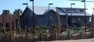 Shark Attack Mini Golf