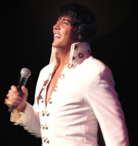 Elvis Tribute Contest