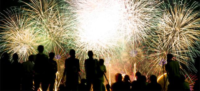 List Of July 4 2017 Fireworks Displays In Myrtle Beach North Murrells Inlet