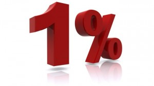 One Percent Mortgage Increase