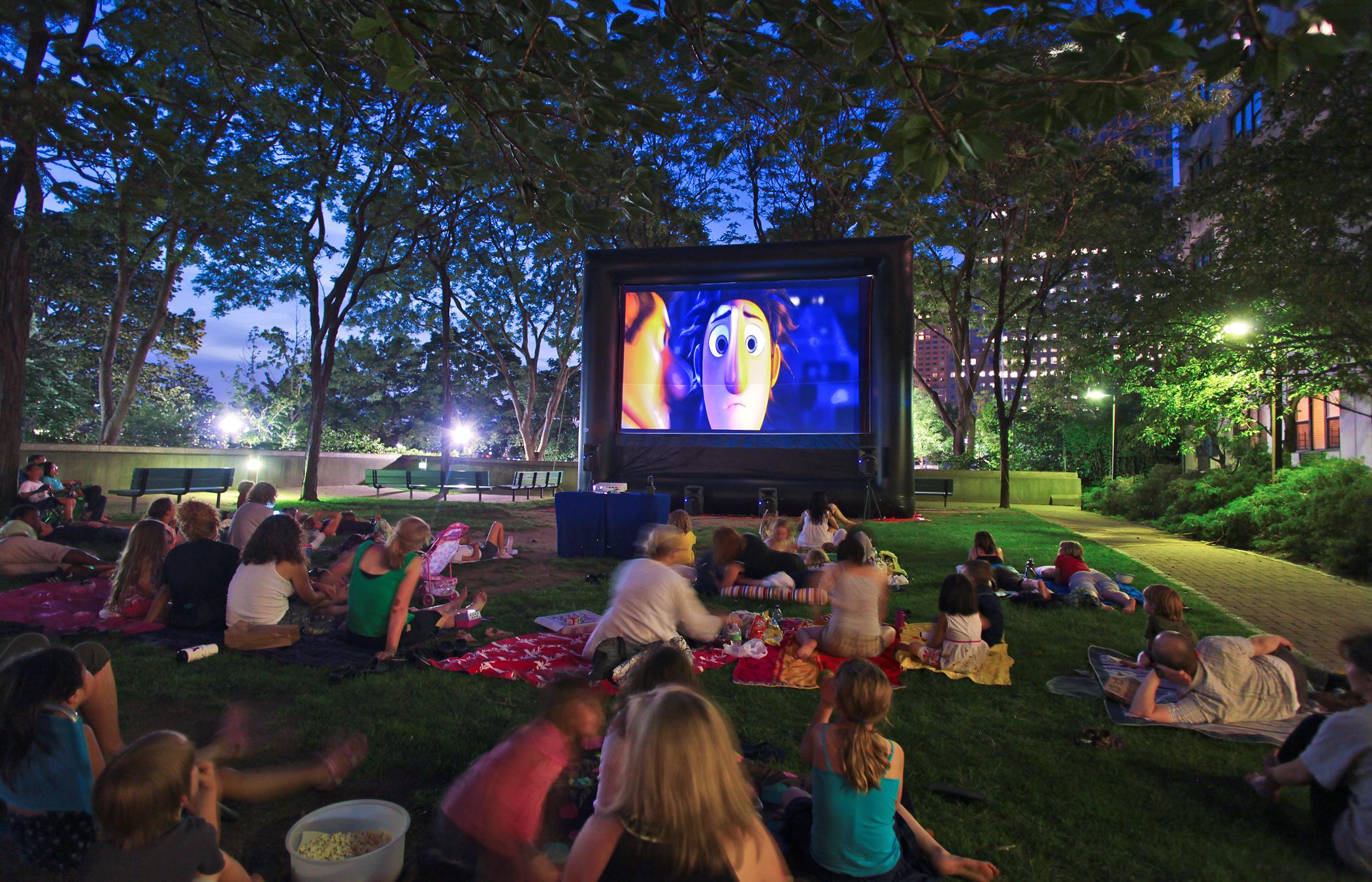 North Myrtle Beach Outdoor Movies