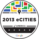 Google 2013 eCity Award Goes to North Myrtle Beach, SC
