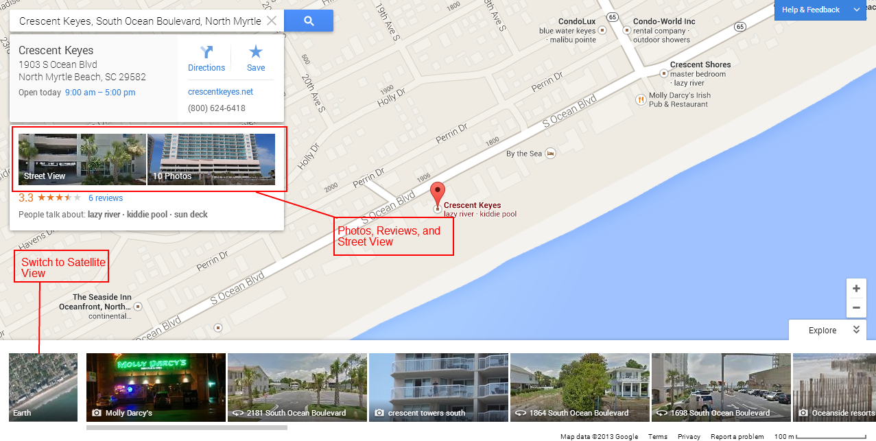 How To: Use Google Maps to Scope Out Your Vacation Rental